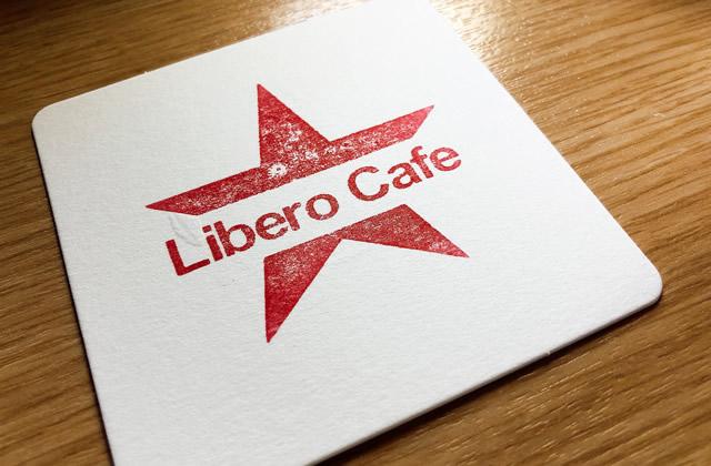 豊岡市九日市中町のカフェ「リベロカフェ(Libero Cafe)」