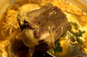 豊岡ラーメン・焼肉屋「瑞苑」でほろほろのテール肉が絶品のテールラーメンを食べてきたよ!