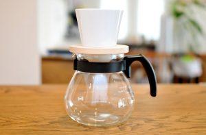 コーヒーをハンドドリップするなら「ドーナツドリッパー」がおすすめ!