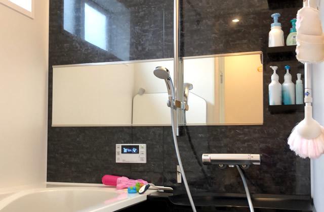 お風呂のカビや汚れを防止する方法、それはずばり毎日20分の拭き掃除!