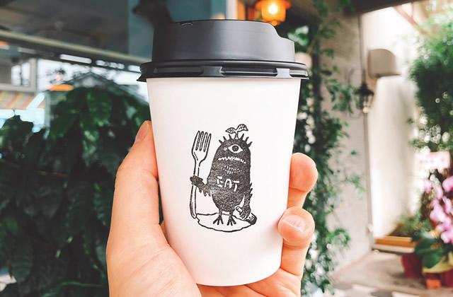 豊岡市正法寺のカフェ「EAT」はコーヒーのテイクアウトもできるよ!