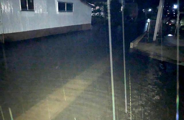 兵庫県豊岡市に大雨の影響で特別警報が発表されました。