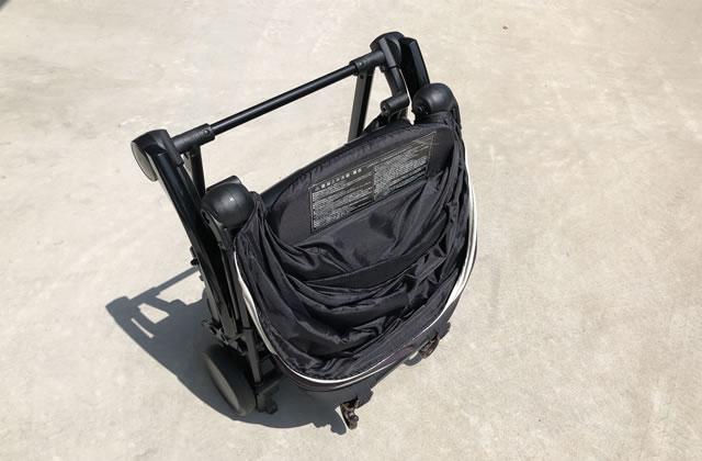 KATOJI(カトージ)のオシャレなべビーカー「コンパクトバギー ドルフィン」