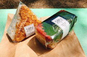 豊岡市加広町にある「58N musubu」のおむすびが美味い!
