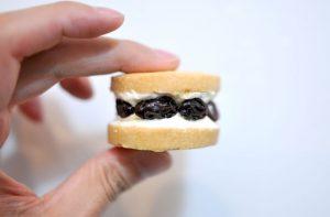 豊岡カフェ・日高町にあるSweets&Books「キノシタ」の「レーズンバターサンド」が美味い!