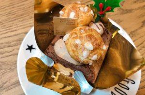 豊岡市若松町にあるケーキ屋「カタシマ KATASHIMA 豊岡店」の「クリスマスケーキ」シリーズでおもてなし!