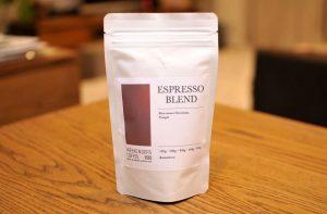 豊岡カフェ・「EAT」の「ESPRESSO BLEND」が美味い!