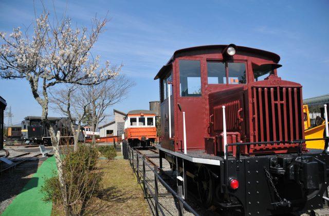 与謝野町にある「加悦SL広場」はレトロな機関車の写真が撮影できるインスタ映えスポットだったよ!