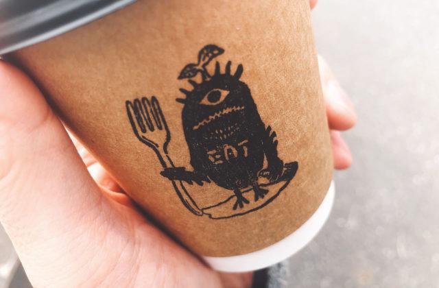 豊岡市正法寺のカフェ「EAT」のスペシャリティーコーヒーはテイクアウトもできるよ!