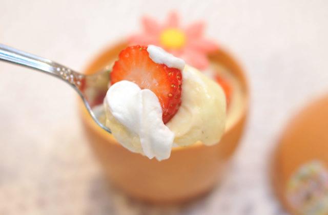 豊岡市若松町にあるケーキ屋「カタシマ KATASHIMA 豊岡店」の「イースタープリン」が美味い!