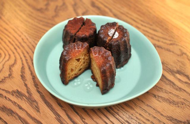 豊岡市城南町にあるお菓子屋「パンとカヌレ」のカヌレが美味い!
