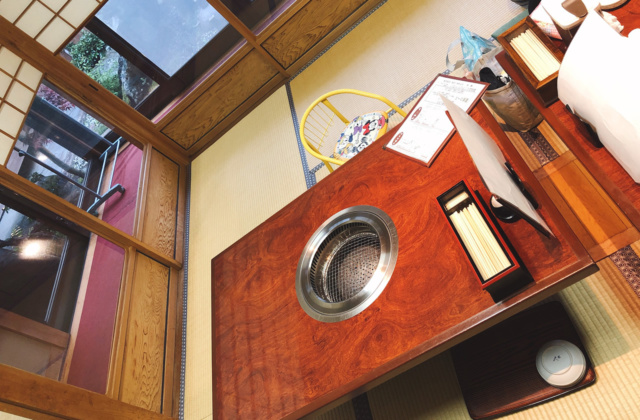 豊岡市福田にある焼肉屋「瑞苑」はやっぱり美味い!座敷の個室で子どもがいても安心!