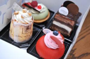 豊岡グルメ・豊岡市若松町にあるケーキ屋「カタシマ KATASHIMA」が49周年の創業祭開催中!