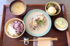 豊岡カフェ・「ima CAFE イマカフェ」のランチが美味い!