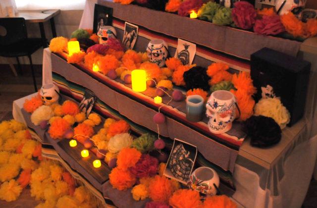 豊岡市中央町にある「とゞ兵」で行われたメキシカンなハロウィンパーティーに行ってきたよ!